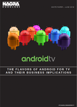 The Flavors of Android for TV and their Business
