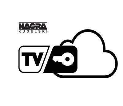 NAGRA TVkey Cloud