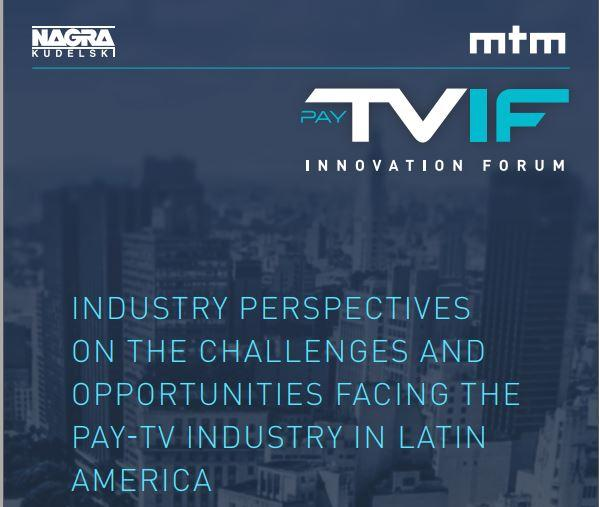 Pay-TV Innovation Forum | NAGRA