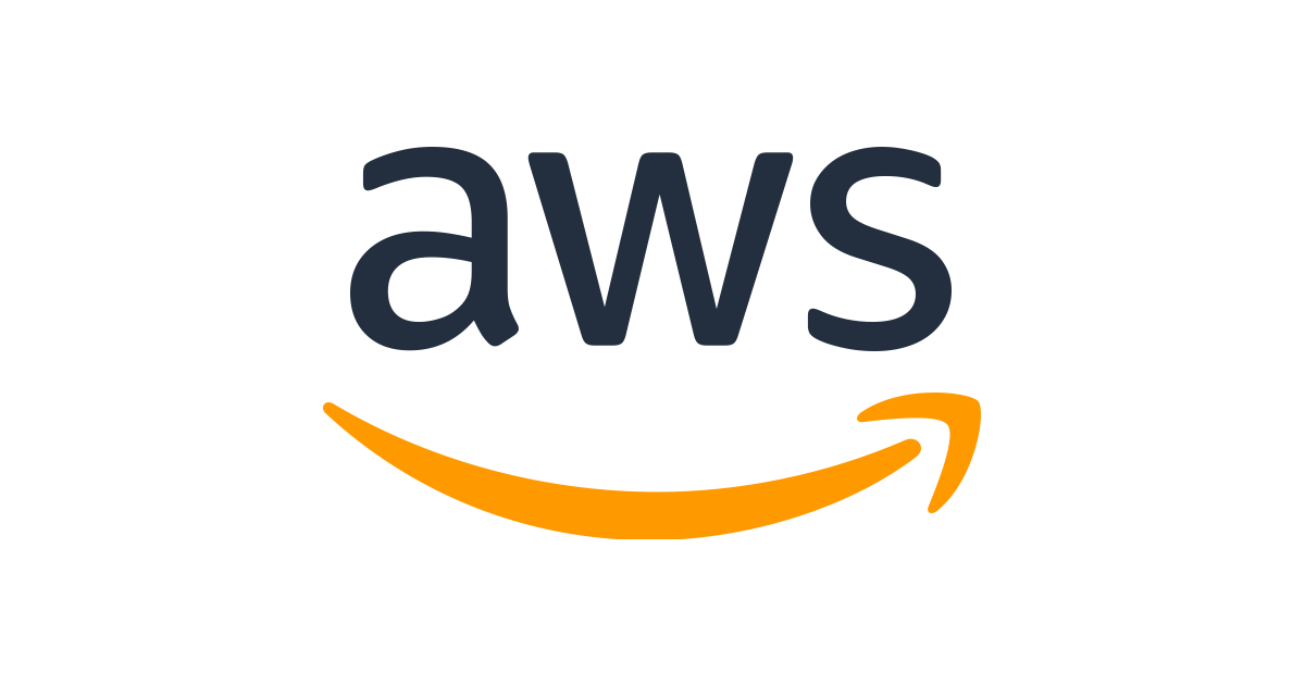 AWS white background