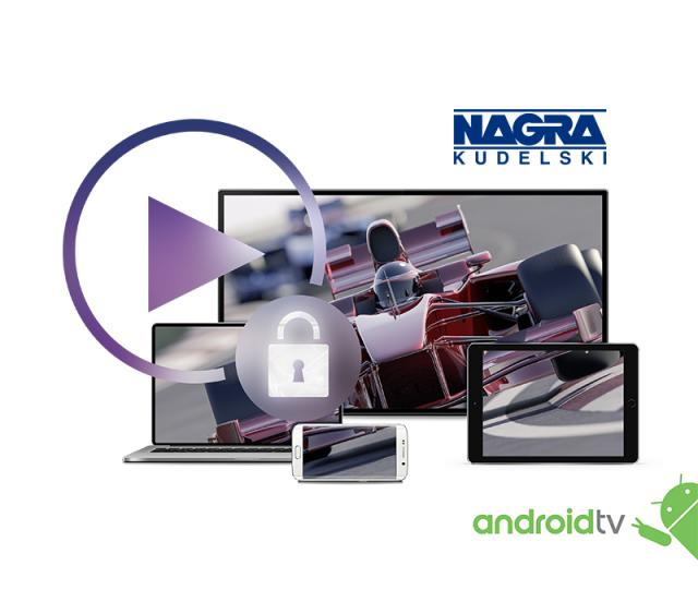 NAGRA Content Value Protection Android TV