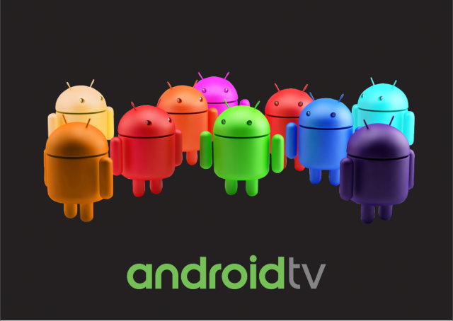 AndroidTv flavors