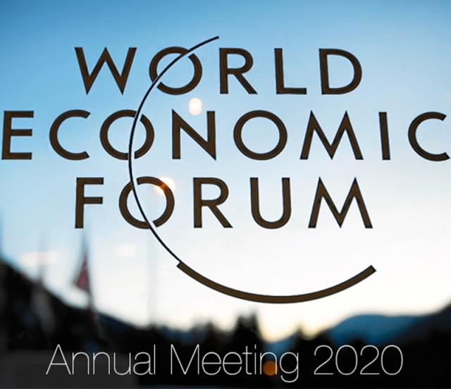 World Economic Forum Annual Meeting 2020