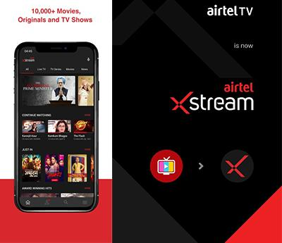 Airtel Xstream app exceeds 1.5 billion multi-DRM licenses served from the  NAGRA Security Services Platform | NAGRA