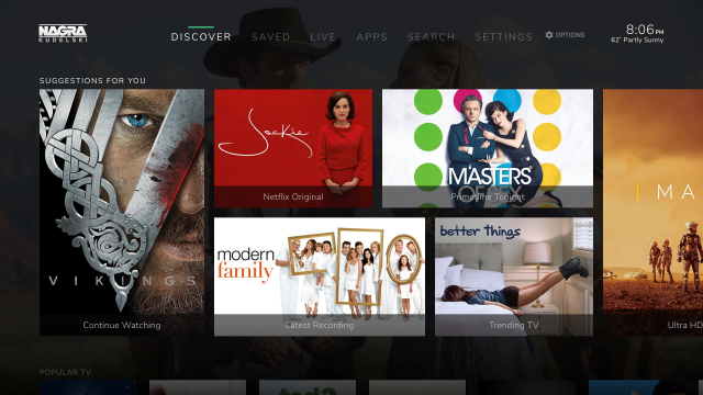 What will the TV User Experience of the future look like
